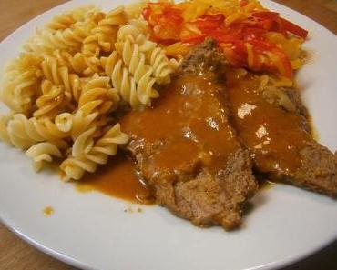 Rezept Zigeunerschnitzel