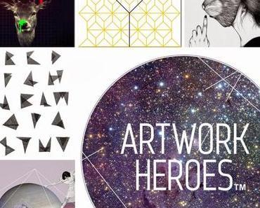 Meine Affordable Art Freitagsfavoriten auf ArtworkHeroes.com
