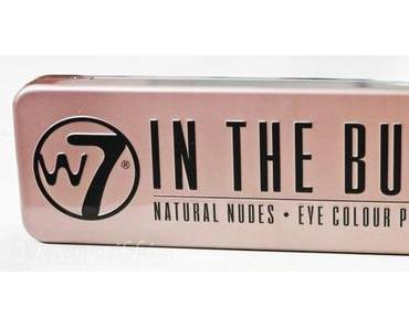 W7 In The Buff Natural Nudes Eye Colour Palette, Photos, Swatches, Review