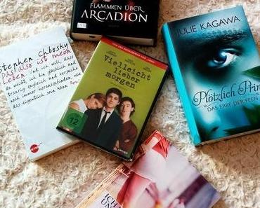 Bücherzuwachs Januar 2014