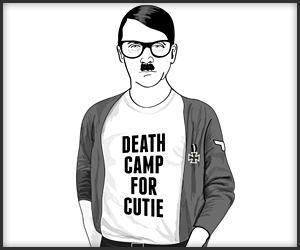 Berlinspiriert Literatur: Der Hipster Hitler