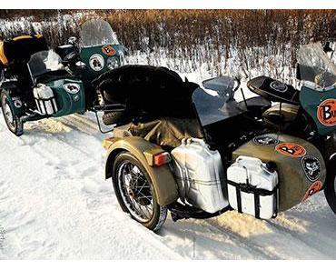 Siberia Ice Run: ein spannendes Erlebnis für einen guten Zweck