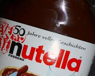 Und dann ist doch heute noch: Welt-Nutella-Tag !