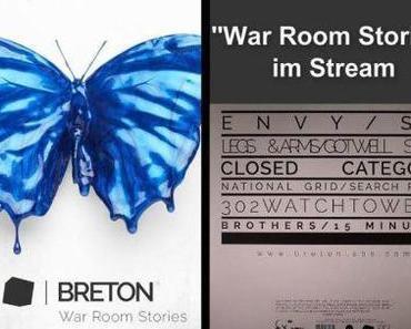 """Musik News: Kriegsgeschichten, die schön klingen? Das neue Album von Breton """"War Room Stories"""" im Stream anhören!"""