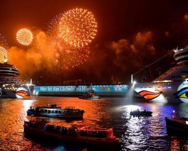 Pressemeldung: AIDA Cruises Hauptsponsor des 825. HAFENGEBURTSTAG HAMBURG