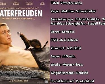 """Filmkritik zu """"Vaterfreuden"""""""
