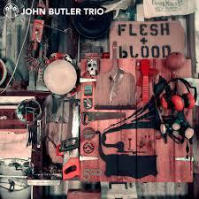 Rezension: John Butler Trio – Flesh & Blood