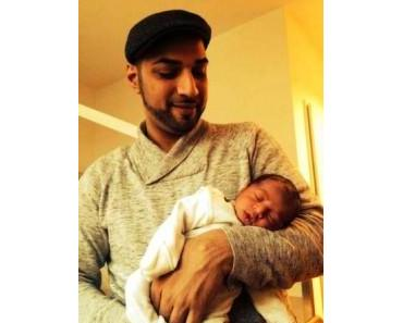 Mehrzad Marashi ist dreifacher stolzer Papa geworden