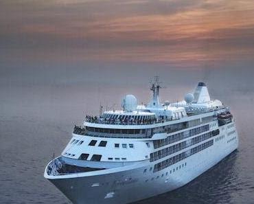 Silversea Kreuzfahrten bietet jetzt Login Bereich zur Reiseplanung - Mit einem Klick zum Dinner nach Honolulu