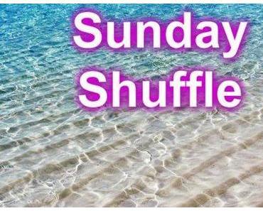 Neue Kategorie: Sunday Shuffle! Every Sunday we're shuffelin'