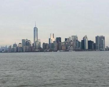 New York :: Skyline Manhattan bei Tag und Nacht + Statue of Liberty