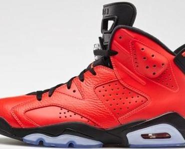 """Nike Air Jordan 6 """"Infrared 23″"""