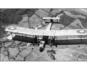 Verdrängte Geschichte Teil 1: Militärische Luftfahrt nach 1918