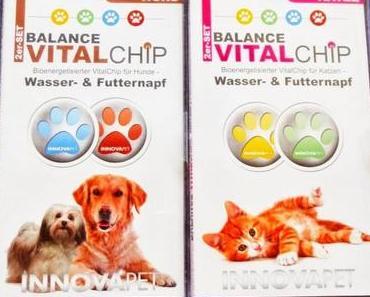 Der InnovaPet Balance VitalChip und dein Tier lebt wieder auf.