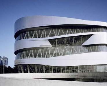 Mercedes-Benz Museum — Gelebte PS-Faszination