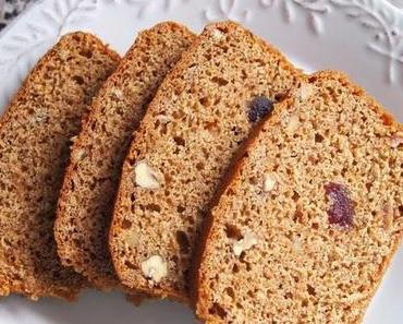 Das schmeckt nach Holland....Ontbijtkoek - Frühstückskuchen aus den Niederlanden
