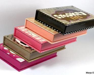 BIG REVIEW: Essence MakeUp BOXES...