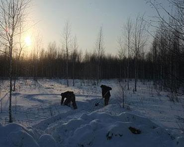 Siberia Ice Run: ein Reisebericht über die ersten Tage