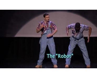 Jimmy Fallon & Will Smith: Evolution des Hip-Hop Tanzes