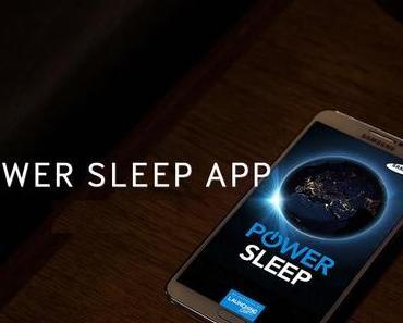 """Mit der App """"Power Sleep"""" im Schlaf helfen den Krebs zu besiegen"""