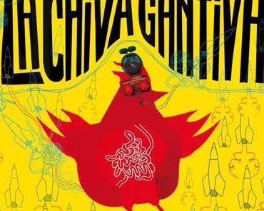 Ein Molotowcocktail aus Rock, Rap, Soul und wildem Latin-Funk: das neue Album von La Chiva Gantiva