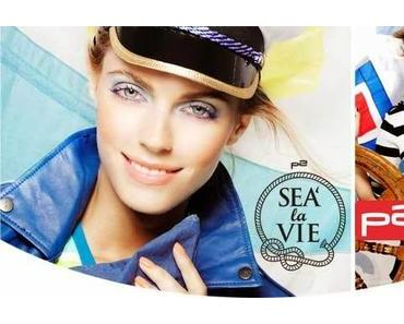 p2 cosmetics LE Sea' la vie