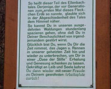 Der Odenwald: Himmel oder Hölle?
