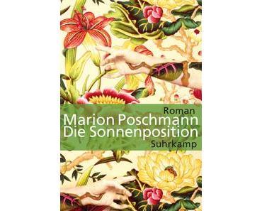 LiteraTour Nord 2013-2014: 5. Lesung mit Marion Poschmann: Die Sonnenposition, in Hannover am 23. Januar 2014
