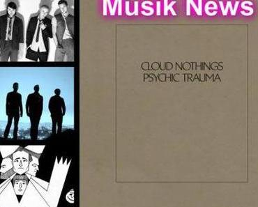 5 Songs der Woche: Von Coldplay, Wild Beasts, The Horrors, Jonny Greenwood, Cloud Nothings