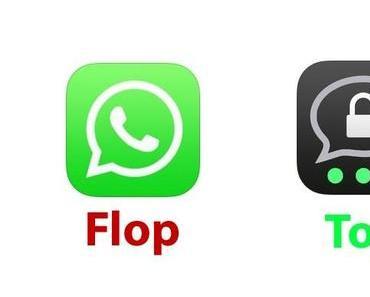 Threema bietet besten Datenschutz – Whatsapp Alternative