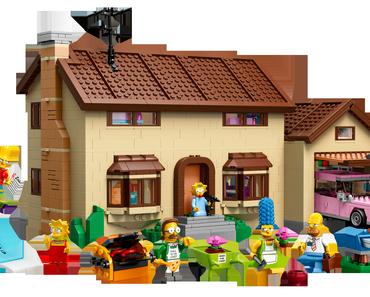 Lego – Simpsons Haus