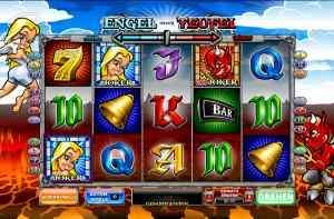 Der Geldspielautomat Angel or Devil im Online Casino