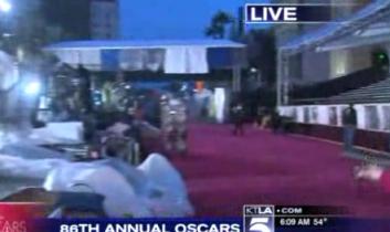 86. Academy  Awards: Countdown zu den Oscars im Live-Ticker