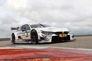 Der BMW M4 DTM ist bereit für den Endspurt in der Saisonvorbereitung