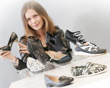 Blogger-Style für alle Schuhfans: Deichmann kooperiert mit schwedischer Blog-Ikone Caroline Blomst