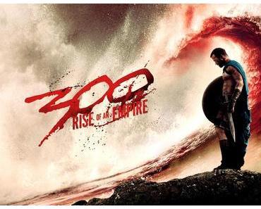 Review: 300: Rise of an Empire - Die Rückkehr der griechischen Zeitlupen-Sixpacks