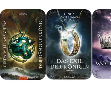 "|Rezension| ""The Seven Realms 01: Der Dämonenkönig"" von Cinda Williams Chima"