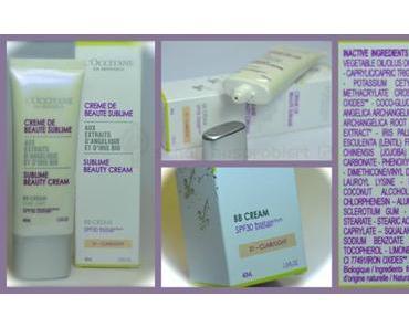 Review: L`Occitane BB Cream mit LSF 30 in 01 Claire/Light