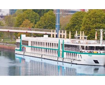 Flottenzugang bei Phoenix Reisen - MS Allegra neu im Phoenix Flussreisenprogramm 2015