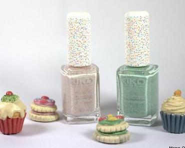 REVIEW: KIKO Cupcake Nail Lacquer (Tragebilder)