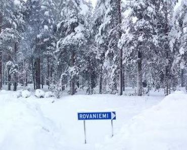 Reiseabenteuer: Rovaniemi / Lappland