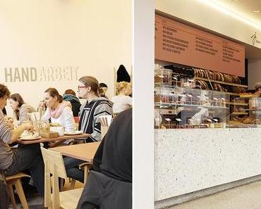 Wien: Joseph – Bäckerei Patisserie Bistro.