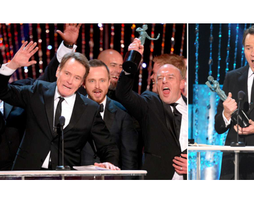 Breaking Bad erneut Abräumer – SAG AWARDS 2014