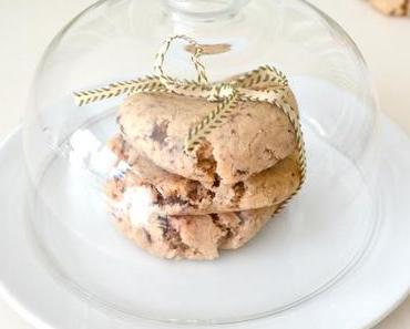 Rezept: Heute futtern wir einmal vegane Kokos-Cookies.