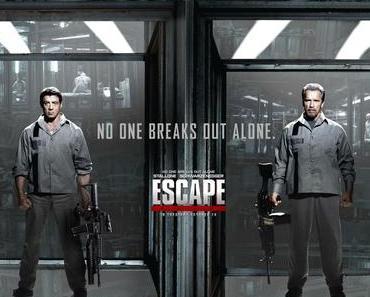 Review: ESCAPE PLAN - Sly und Arnie brechen aus
