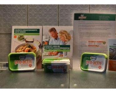 """""""Becel pro.aktiv"""" - eine Margarine, die nicht nur positive Nebenwirkungen hervorrufen kann..."""