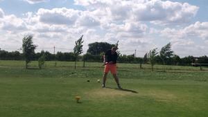 Der tausendste Beitrag – sonniges Wochenende im März auf der Golfrunde!