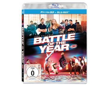 Filmkritik 'Battle of the Year' (3D Blu-ray)