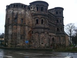 Römische Verhältnisse in Deutschland: Trier