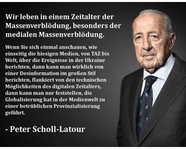"""Öffentlich-Rechtliche Propaganda: """"Medialer Bellizismus"""""""